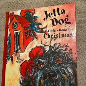 Jetta Dog Finds A Home For Christmas Hardcover